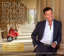 Bruno Tonioli ~ Italian Romance NEW 3CD Dean Martin, Bobby Darin, Doris Day ETC
