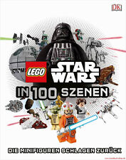 Fachbuch LEGO® Star Wars™ in 100 Szenen, Die Minifiguren schlagen zurück, TOLL