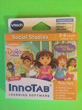 Vtech Innotab Dora Social Studies Learning Software 3-6 Years (Pre-K - K)