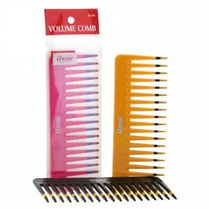ANNIE VOLUME COMB TWO TONE #206 ASSORTED COLOR