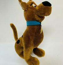 "Scooby Doo Plush Dog 12"" Warner Bros 1997 Hanna Barbera Stuffed Animal"
