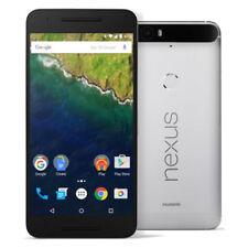 "Nexus 6P - 64GB - Frost (Unlocked) Smartphone 5"" Touchscreen Very Good Condition"