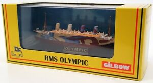 Gilbow 1/1750 Scale Model Ship E10005 - RMS Olympic