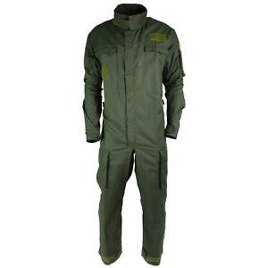 Genuine Belgian army pilot coveralls SAS air forces suit flight overall Jumpsuit