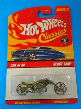 Hot Wheels CLASSICS BLAST LANE SERIES 2 1:64 COLOR VARIATION
