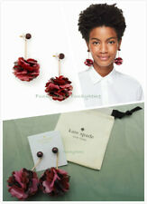 NWT Authentic Kate Spade Rosy Outlook Statement Earrings $96