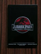 JURASSIC PARK Ultimate Trilogy G1  Limited Steelbook Edition [ USA ]