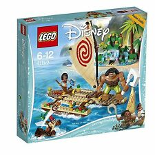 LEGO Disney Moana Moana's Ocean Voyage Box Set. Product Code – 41150. Ages 6-12.