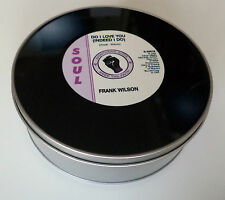 Northern Soul Keepsake Gift Tin, Do I Love You Record Tin, Keep The Faith Tin