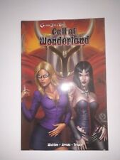 Grimm Fairy Tales CALL OF WONDERLAND graphic novel paperback