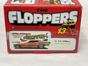 1/24 1320 The Floppers Funny Car Mike Mitchell World Fastest Hippie #1209 JD257B