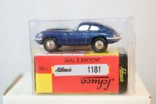 Schuco Piccolo Jaguar E Type  neu perfect  mint in box 1:90