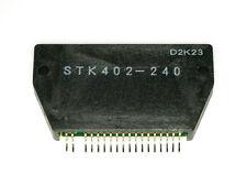STK402-240 SANYO ORIGINAL NEW IC Integrated Circuit USA Seller Free Shipping