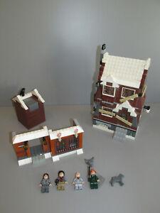 LEGO Harry Potter, 4756 Die heulende Hütte, aus Sammlung, Konvolut