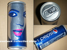 2013 Thailand pepsi cola Beyonce slim can 250ml empty