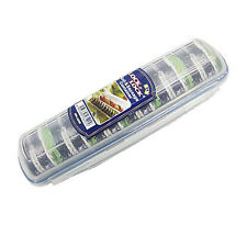 Kimbap Container, Sushi Rolls Lunch Box, Portable Gimbap Container, Bento