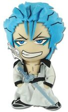 """Official Licensed Anime Bleach Grimmjow 8"""" Plush #8978"""
