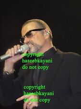 8x6 Photo Eleven 2011 George Michael Royal Albert Hall Symphonica Concert Photo