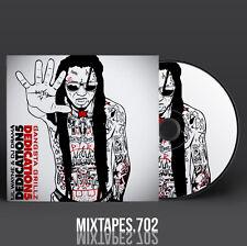 Lil Wayne - Dedication 5 Mixtape Double Disc (Full Artwork CD/Front/Back Cover)