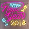 16' LED Neon Rope Light Flex DC12V Home Party Decorative Lighting Letter Making