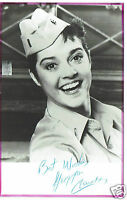 Gemma Craven Theatre and TV Actress  Hand Signed Photograph  5 x 3