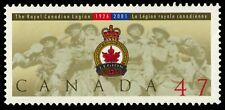 CANADA 1926 - Royal Canadian Legion 75th Anniversary (pf51165)