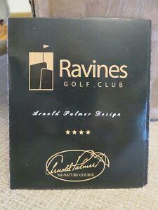 RAVINES GOLF CLUB (Saugatuck, MI) SCORE CARD