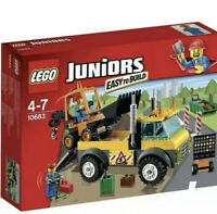 LEGO Juniors Road Work Truck Model#10683