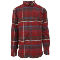 Columbia Men's Red Element Cornell Woods L/S Flannel (Retail $60)