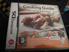 Cooking Guide NINTENDO DS / DSi / 3DS / 2DS XL GAME