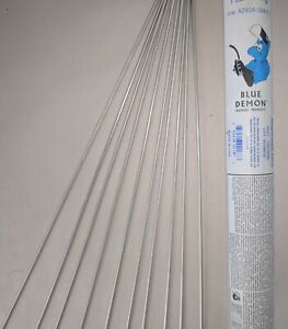 10pcs 2.4mm Magnesium TIG Welding Filler Wire Rod Stick - Blue Demon made in USA