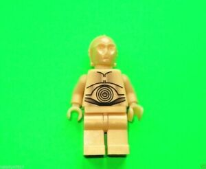 LEGO STAR WARS FIGUR ### C-3PO - HELLES GOLD AUS SET 4475 - 7190 ### =TOP!!!