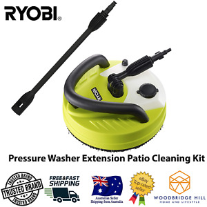 Ryobi Pressure Washer Extension Driveway Surface Cleaner Attachment Kit - NEW