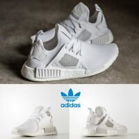 Adidas Unisex Original NMD XR1 Runner White White White BY9922 Size 4-11 Limited