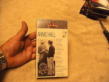 Annie Hall Vhs Tape, Mgm , New Still Sealed In Plastic