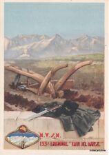 "FASCISMO WWII -  MVSN 133° LEGIONE ""LUPI DEL MATESE"""
