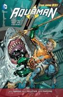 Aquaman Vol. 5: Sea of Storms [The New 52]  Good