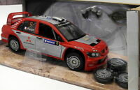 Hot Wheels 1/18 Scale B6228-0510 Mitsubishi Lancer WRC Panizzi Sweden Rally