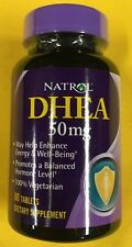 Natrol DHEA 50 mg Tablets 60 Tablets