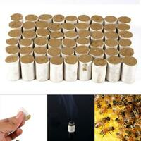 54X Bienenzucht Werkzeuge Bee Hive Raucher Kraftstoff Chinese Herb Rauch Honig