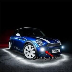 2001 2002 2003 2004 2005 2006 BMW Mini Cooper S R53 Mk I Xenon Fog Lamps Lights