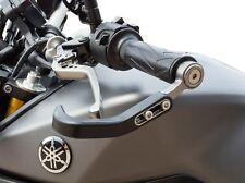 Biketek Palanca Control guardias con aluminio anodizado-Titanio lvrgrd 10