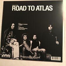 """Dean Allen Foyd Road to Atlas 10"""" EP Vinyl EU 2013 CR020 Crusher Records"""