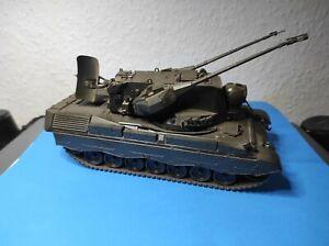 Tamiya Bausatz 1:35 Flakpanzer Gepard