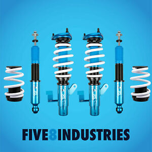 Five8 Industries For 10-13 Mazda 3 Including Mazdaspeed Adjustable Coilovers Kit