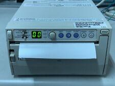 Mitsubishi P93W-S Video Copy Processor Thermal Graphic Printer Used Good Cond
