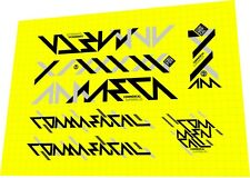 COMMENCAL Meta AM 650B 2014 Sticker / Decal Set