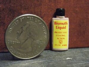 Dollhouse Miniature Stomach Medicine F 1:12 one inch scale A1 Dollys Gallery