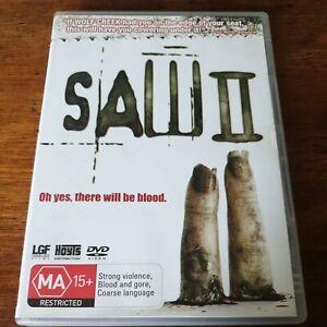 Saw 2 II DVD R4 Like New! FREE POST