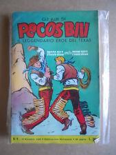 Gli Albi di Pecos Bill n°9 1960 edizioni Fasani  [G402]